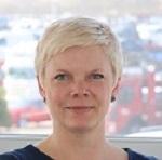 Rikke Barlow, Kvalitets-, miljø-, og HR-ansvarlig, kollega til Hanne og Kurt. Kæreste med Esben. Er de HELLER IKKE GIFT!