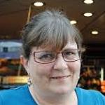 Birgitte Nielsen, virksomhedskonsulent, er en af Hannes fødselsdags-piger